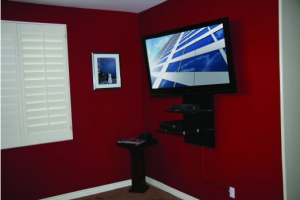 Wall Cord Cover - For a tidy, organized room