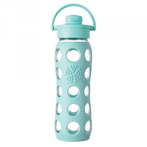 5 Best Glass Water Bottle With Silicone Sleeve – Get clear, clean hydration anytime, anywhere