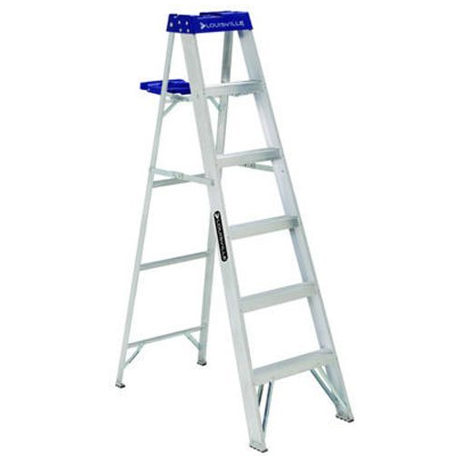 250 Lb Ladder Rating 10 : Best aluminum step ladder make your tasks easier