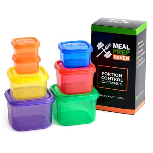 meal-prep-haven-7-piece-multi-colored-portion-control-container-kit
