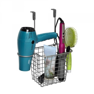 5 Best Over the Cabinet Hair Dryer Holder – For extra storage and organization
