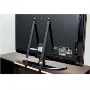 5 Best Anti-Tip TV Strap – Baby proof your home