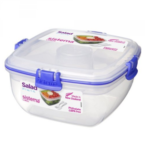 5 Best Salad to Go Container – For busy people on the go