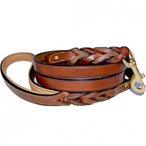 5 Best Leather Dog Leash – Walk in style