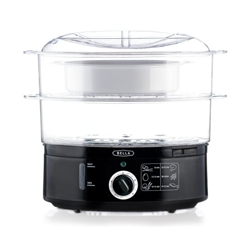 bella-7-4-quart-healthy-food-steamer