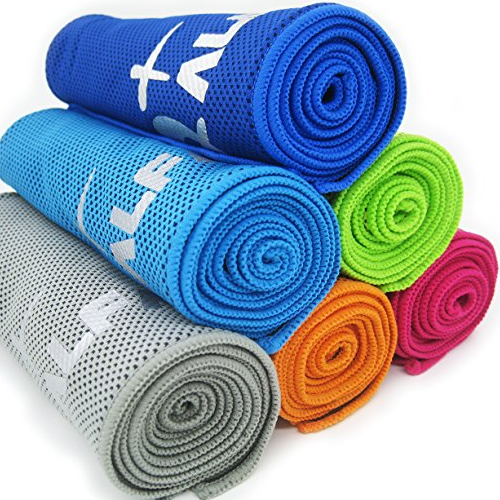 Alfamo Cooling Towels for Sports