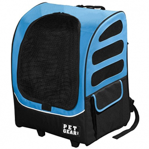 5 Best Rolling Backpack Pet Carrier – For enjoyable traveling experience