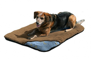 Travel Dog Bed - A home away from home