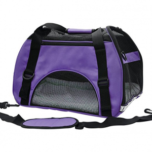 Pet Cuisine Breathable Soft-sided Pet Carrier