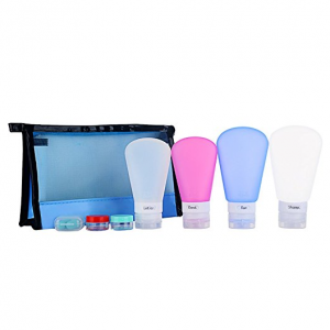 Takit Silicone Travel Bottles Set