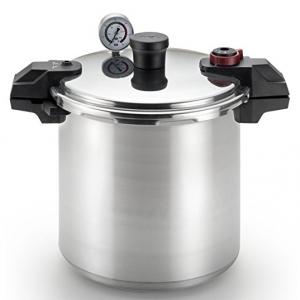 5 Best Pressure Canner – Make canning easier