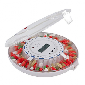 5 Best Automatic Pill Dispenser – Excellent medication management tool