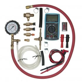 5 Best Fuel Pump Pressure Tester – With pressure relief valve | Tool