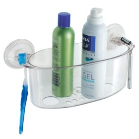5 Best InterDesign Suction Shower Basket – Create convenient and tidy bathroom