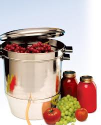 Back to Basics A12 Aluminum Steam Juicer