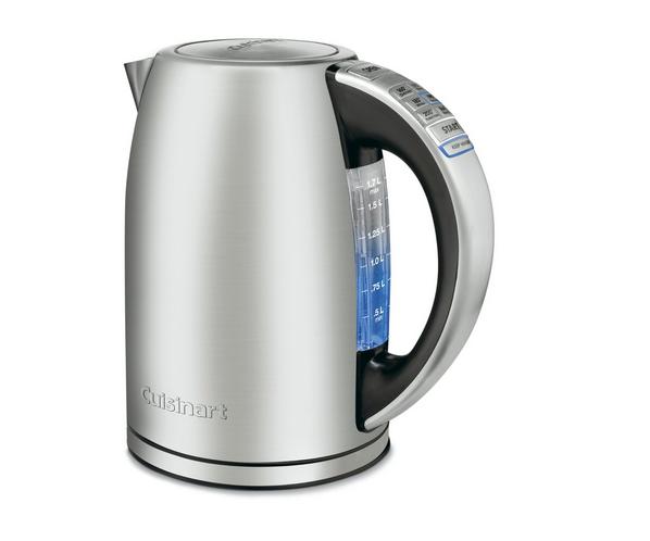 Cuisinart CPK-17 PerfecTemp 1.7-Liter Cordless Electric Kettle