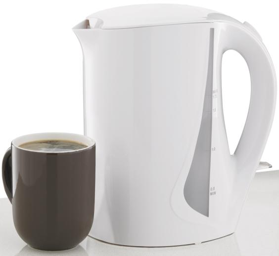 Tiffany 1.7L Corded Automatic Kettle