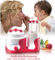 5 best baby food processor