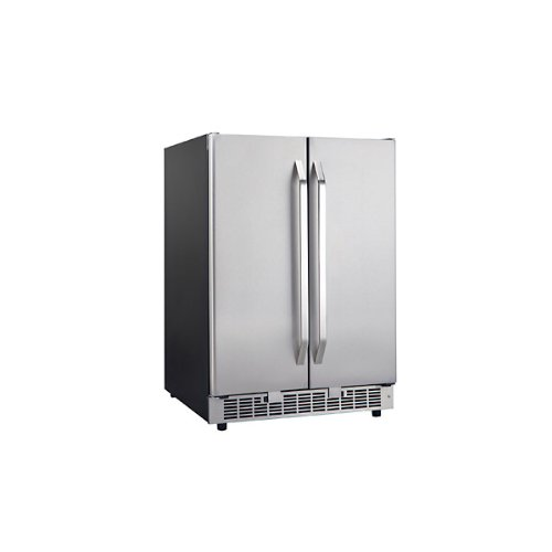4.2 Cu. Ft. 12-Bottle Silhouette Select Built-in Party Center – Stainless
