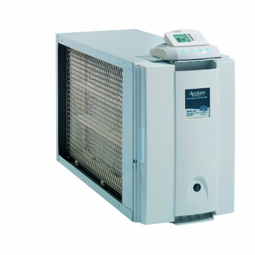 Aprilaire 5000 Media and Electrostatic Whole-House Air Cleaner with Digital Control
