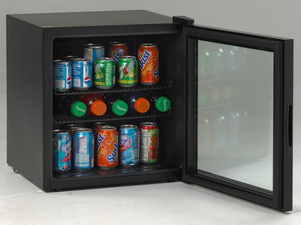 Avanti BCA184BG 1.8 cu. ft. Beverage Cooler – Black