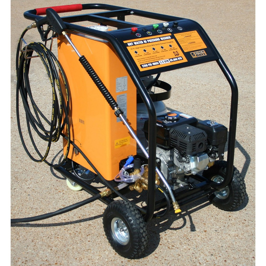Black Bull PW2750 Hot Water Pressure Washer