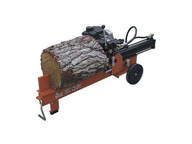 Brave EZ Split Horizontal Log Splitter — 8-Ton, 3.5 HP, Model# PCLS04