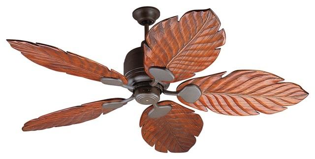 Craftmade Kona Bay 52 Tropical Ceiling Fan