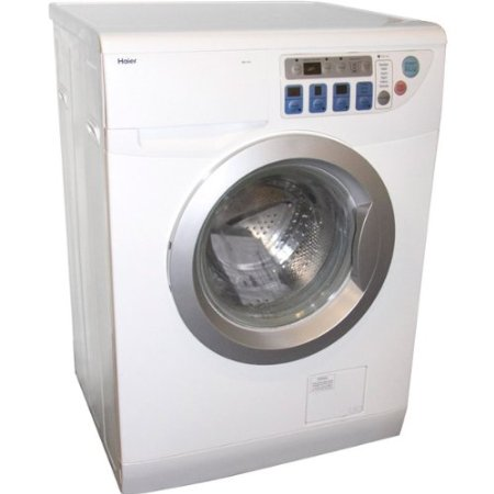 Haier HWD1000 Front-Load 1.7-Cubic-Foot Washer Dryer Combo