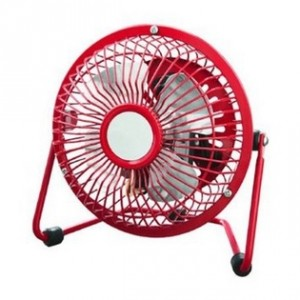 High velocity industrial fan
