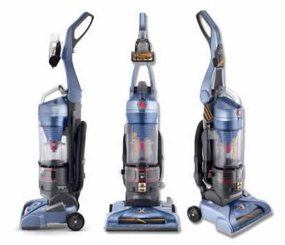 Hoover WindTunnel T-Series Pet Rewind Plus Upright Vacuum, Bagless, UH70210