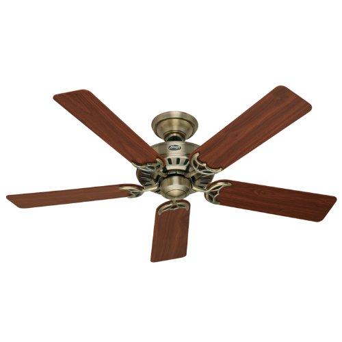 Hunter 25511 Summer Breeze 52-Inch 5-Blade Ceiling Fan