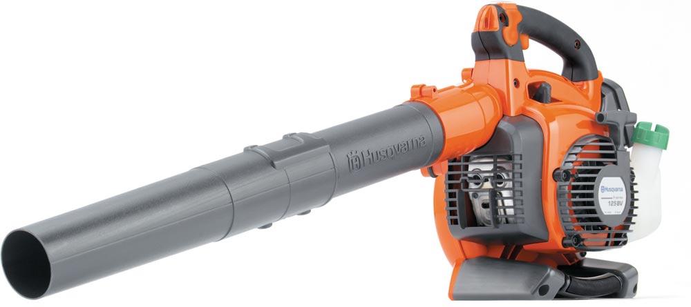 Husqvarna 125BVx 28cc 2-Cycle Gas Powered 170 MPH Blower