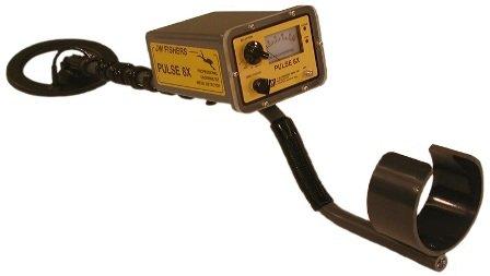JW Fisher PX8 Metal Detector