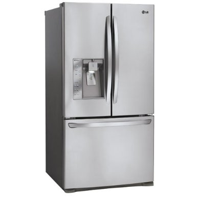 LG 30.5 cu ft French Door Refrigerator (Stainless Steel) ENERGY STAR