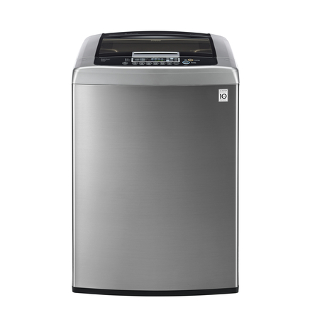 LG 4.5 cu. ft. Top Load Washer, Graphite Steel, WT1201CV
