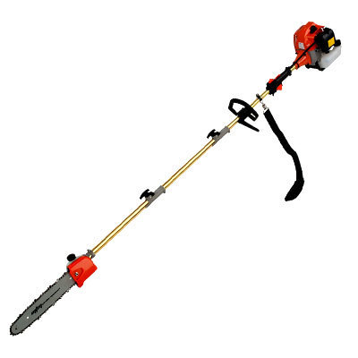 MTM 62cc Gold Pruning Pole Chainsaw