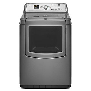 Maytag Bravos XL 7.3 cu. ft. Electric Dryer in White