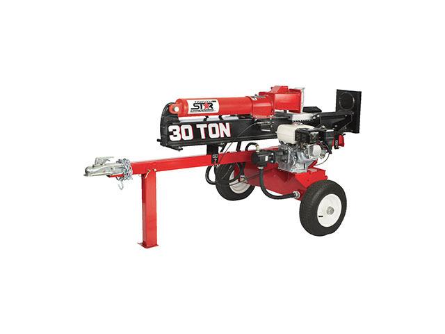 NorthStar Horizontal Vertical Log Splitter — 30-Ton, 160cc