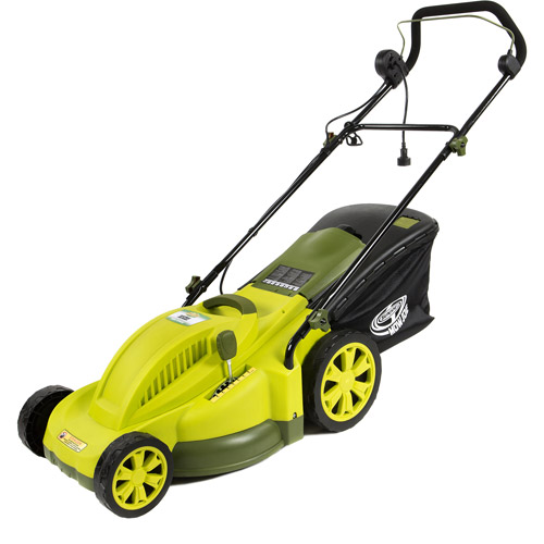 Snow Joe Corded Electric Lawn Mower