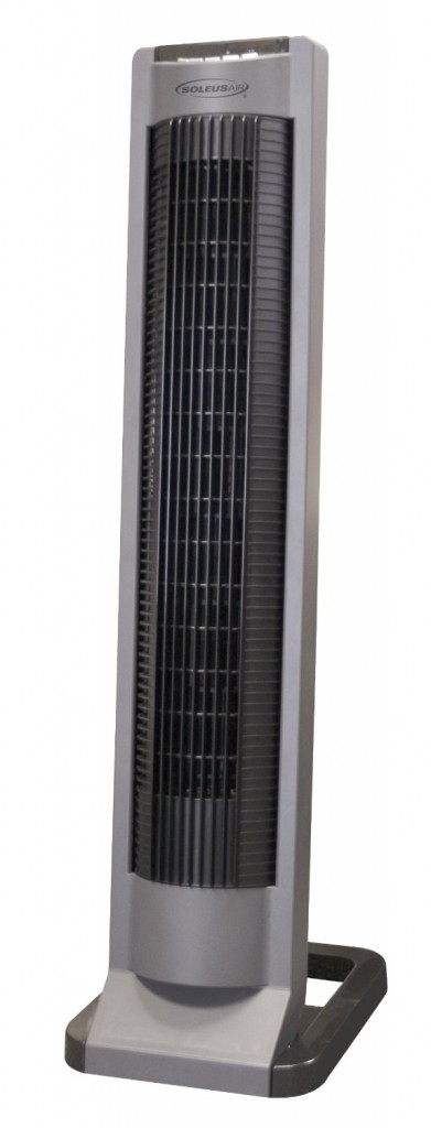 Soleus Air FC3-35R-12 35 inch Tower Fan with Remote Control