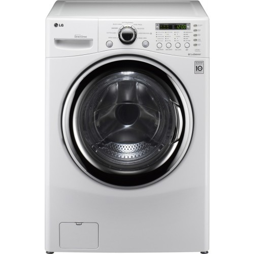 WM3987HW LG Front Load Washer Dryer Combo – White