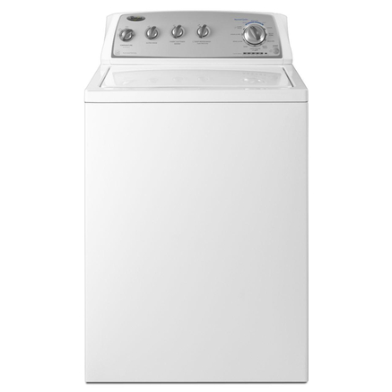 Whirlpool® 3.9 cu. Ft. Top-Load Washer – White