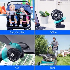 8 Best Battery Powered Fan Reviews and Buy Guide