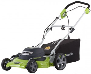 GreenWorks 25022 12 Amp 20-in 3-in-1 Electric Lawn Mower review