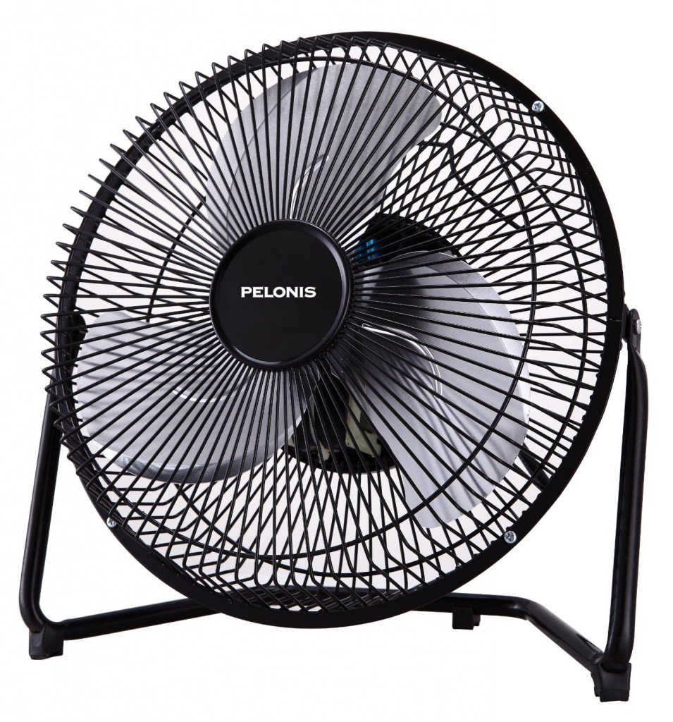 Pelonis Table Stand Floor Fans