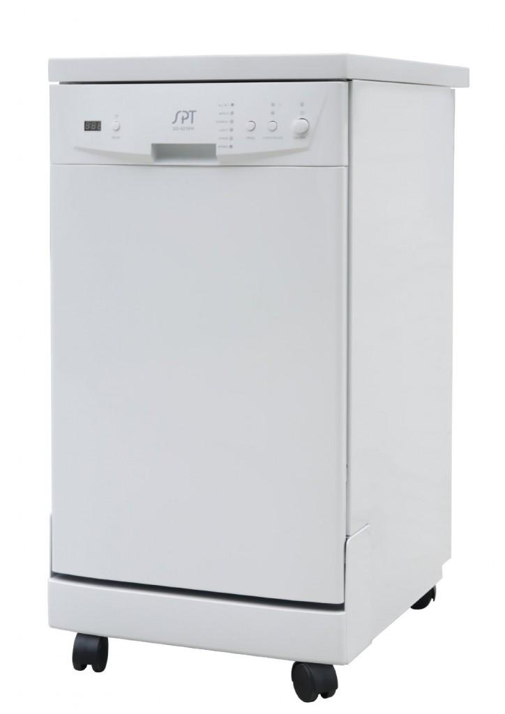SPT 18-Inch Portable Dishwasher