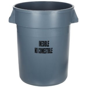 trash can without lid