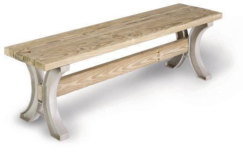 2x4basics 90140 AnySize Table or Low Bench, Sand