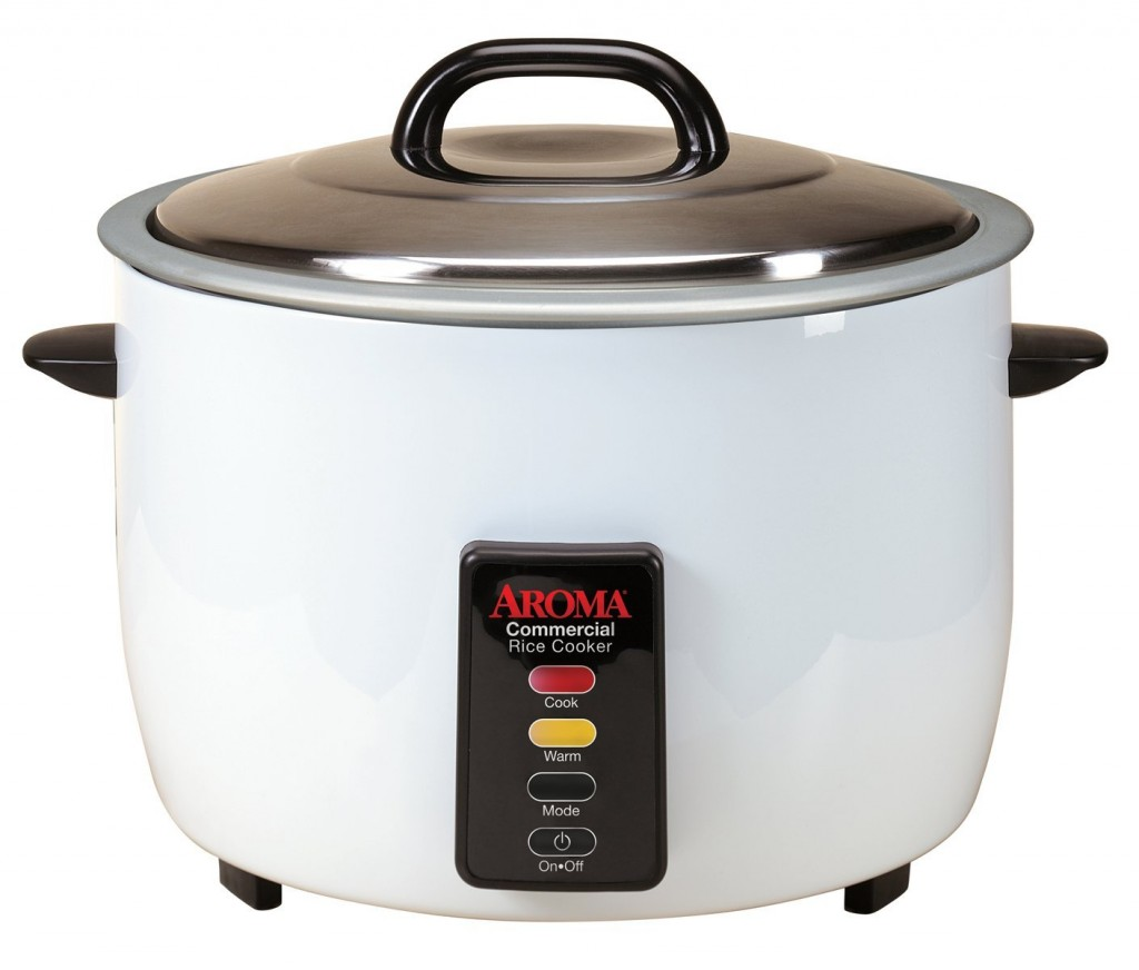 Aroma Commercial (Cooked) Rice Cooker